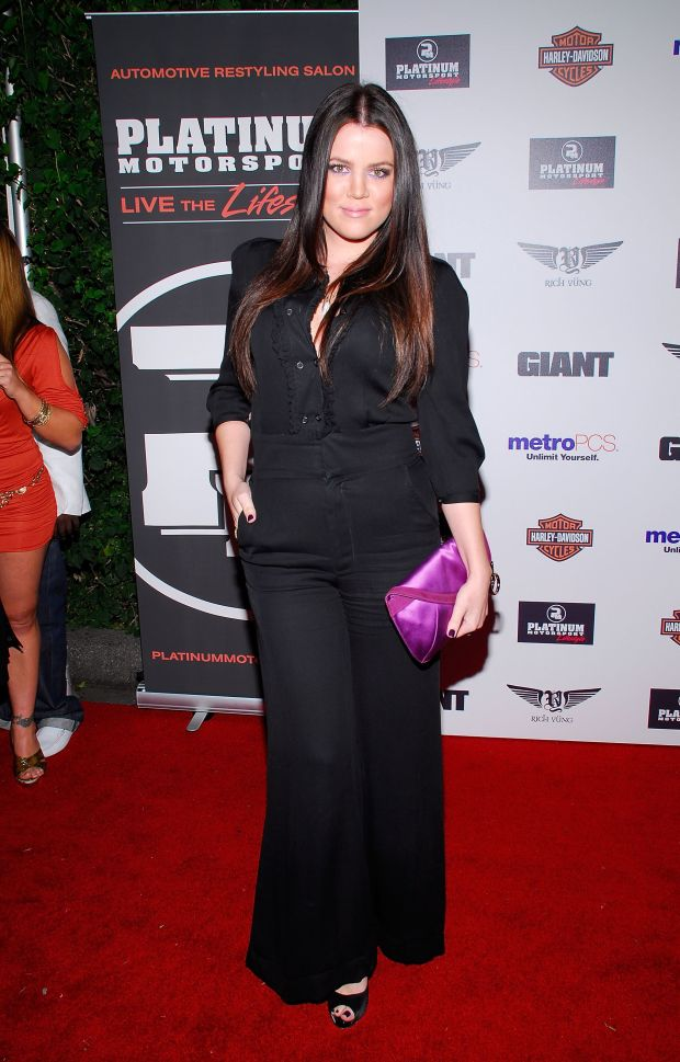 At the post-American Music Awards birthday celebration for AMA nominee Fabolous, held at the Les Deux nightclubin Holly