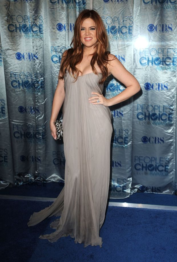 At the 2011 People's Choice Awards at Nokia Theatre L.A. Live in Los Angeles.