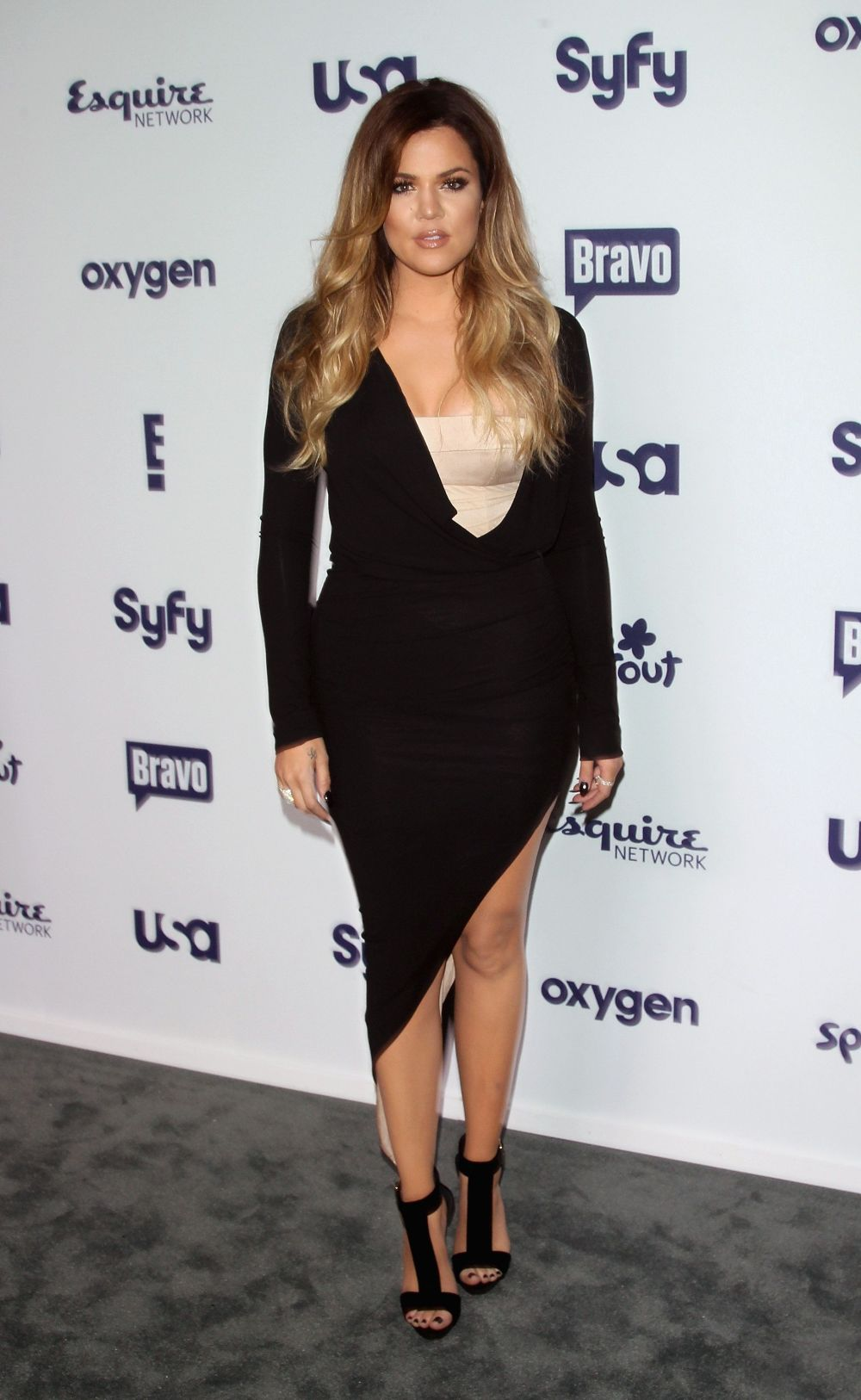 Atthe 2014 NBCUniversal Cable Entertainment Upfronts at the Jacob K. Javits Convention Center in New York City.
