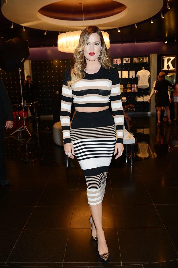 At Kardashian Khaos in the Mirage Hotel and Casino in Las Vegas.