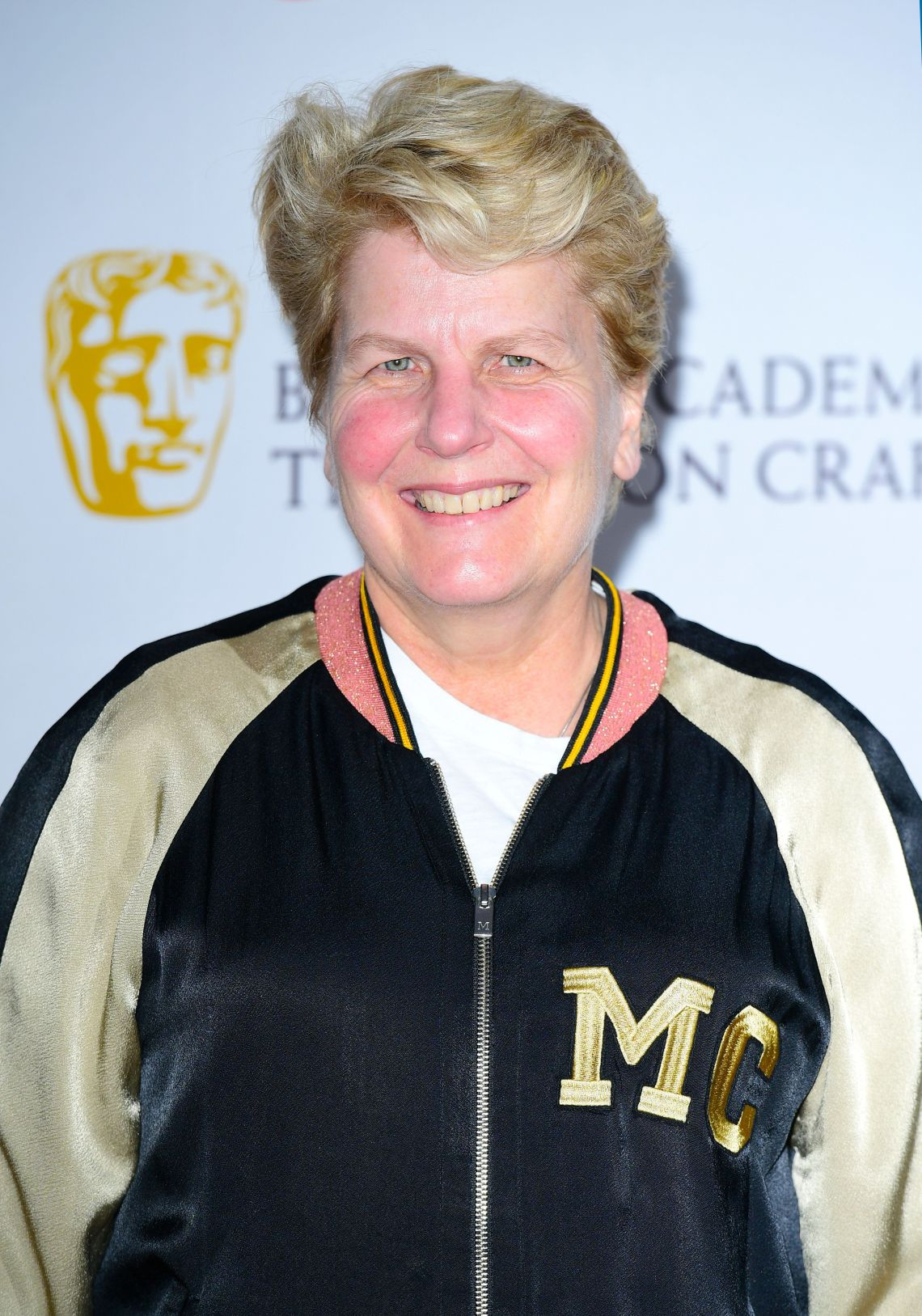 Sandi Toksvig picked up the Lifetime Achievement Award at the British LGBT Awards