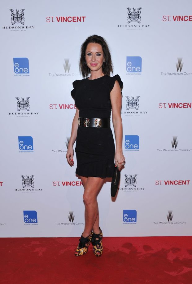 At the Hudson's Bay Celebrates St. Vincentafterparty at Patria during the 2014 Toronto International Film Festival.