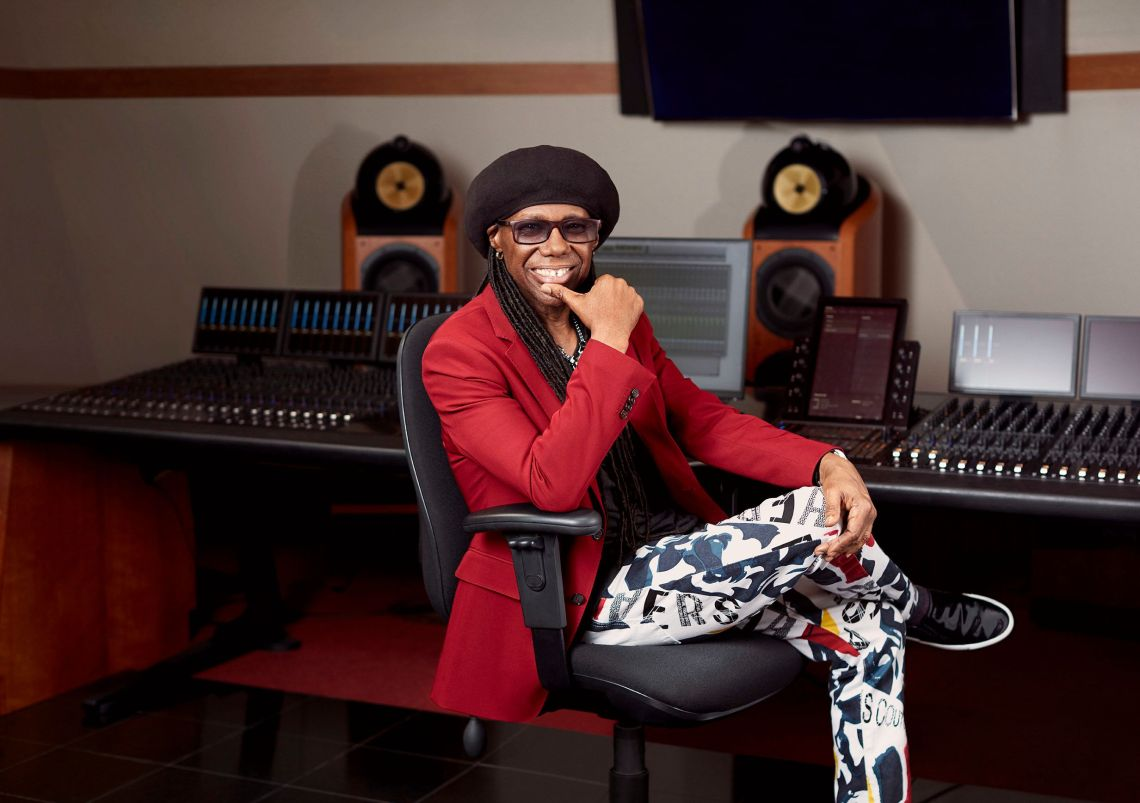 Nile Rodgers Reveals How Support And Encouragement Changed His Career