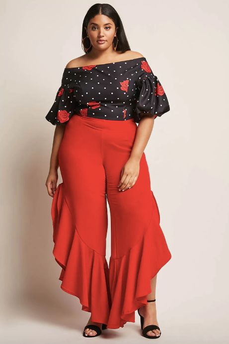 "Get the matching set <a href=""https://www.forever21.com/us/shop/catalog/product/plus/plus_size-bottom-pants/2000264146"" targe"