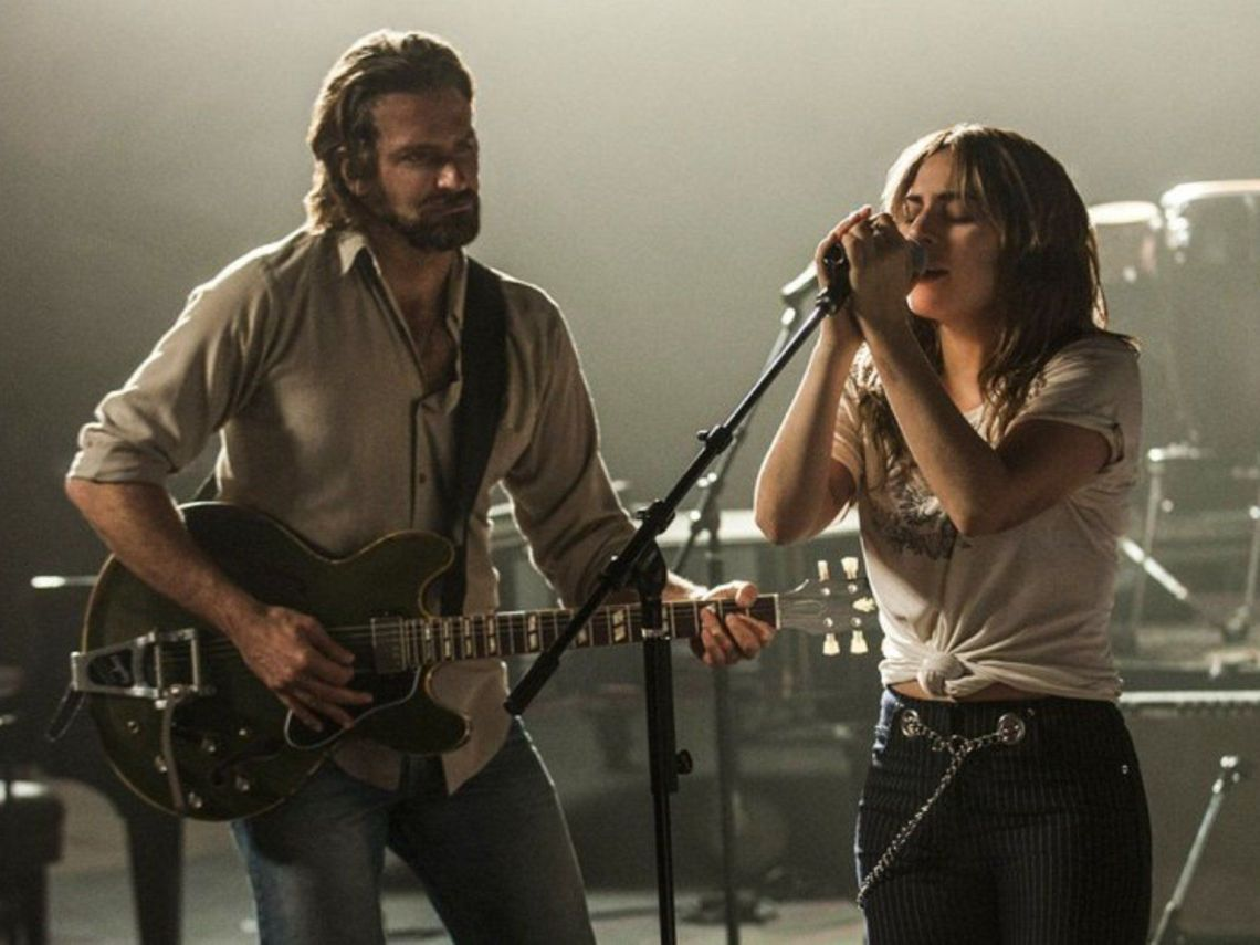Lady Gaga And Bradley Cooper's Movie 'A Star Is Born' Now Has A Trailer