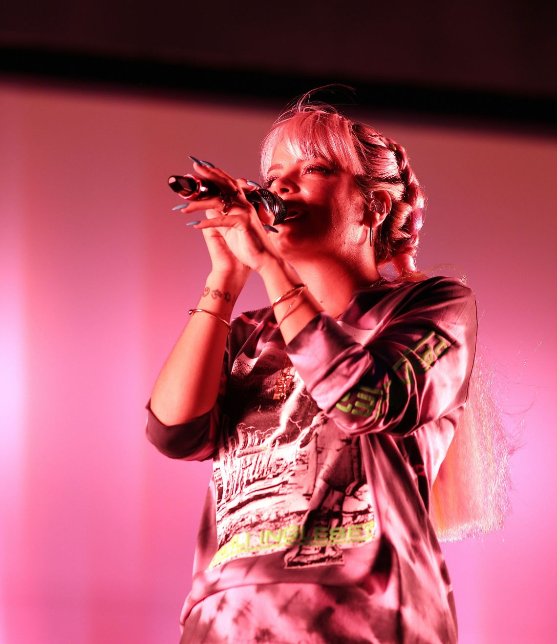 Lily Allen Explains Why She Doesn't Think Me Too Has Reached The Music Industry