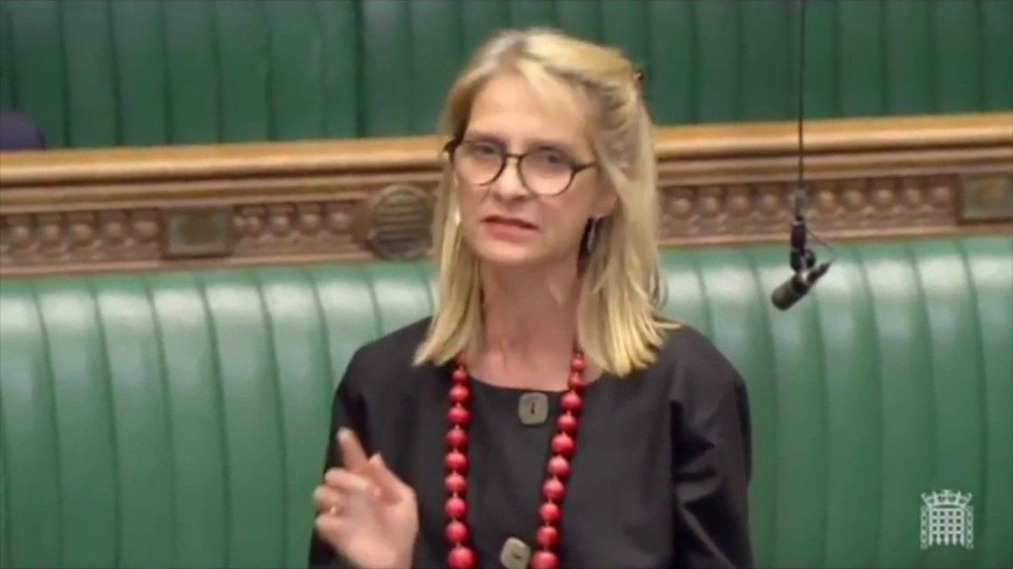 Lib Dem MP Wera Hobhouse