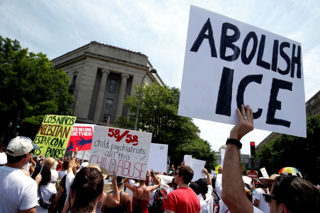 Welcome to the summer of #AbolishICE.