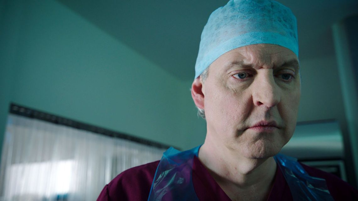 Bob has played Dr Sacha Levy since 2008