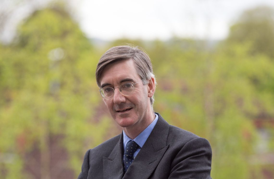 Tory MP Jacob Rees-Mogg has come out in support of Johnson, suggesting a party investigation was a 'show trial'
