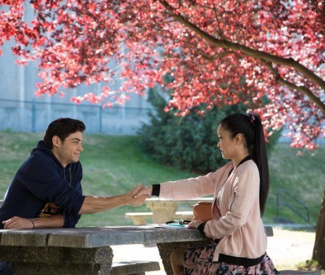 People Are Swooning Over Netflixs To All The Boys Ive Loved Before Huffpost