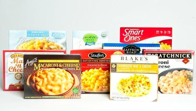 the best frozen mac and cheese our