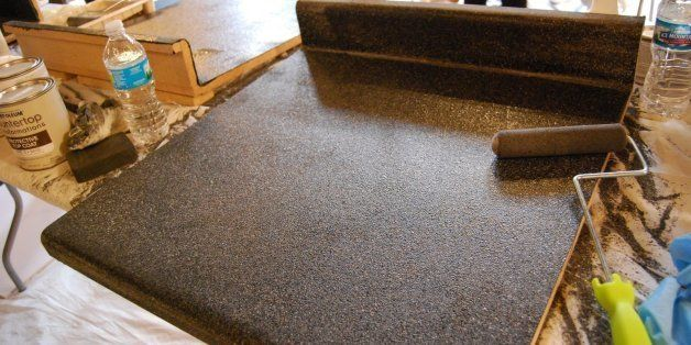 Paint Your Own Granite Is A Thing And