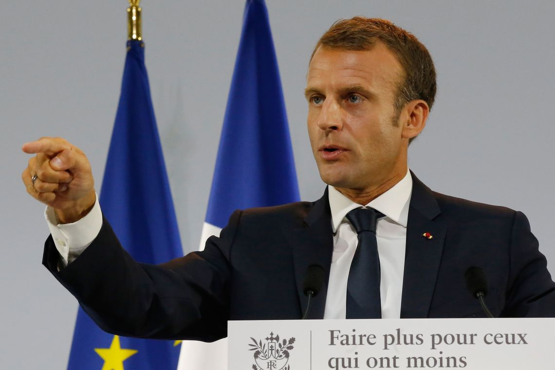 To Acknowledge The 'Truth' Of France's Colonial Past, Emmanuel Macron Must Account For Crimes Closer To Home.