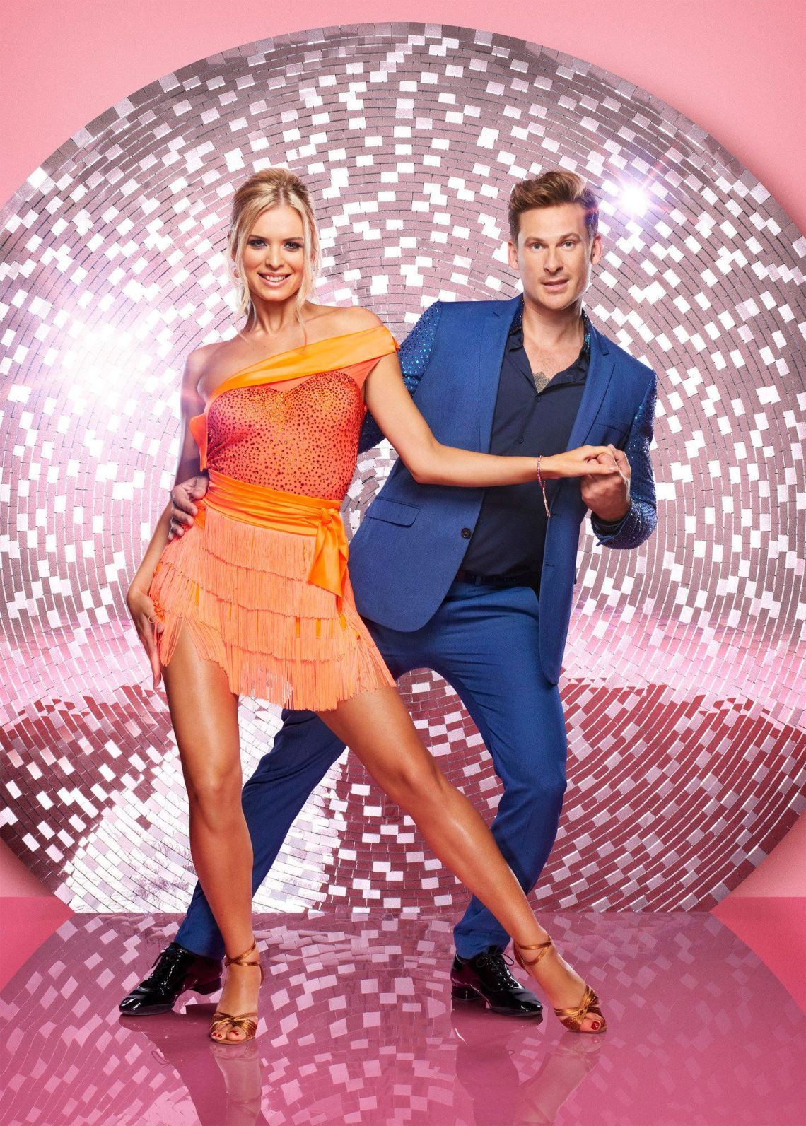 'Strictly' Star Lee Ryan Has Some Fighting Talk After Landing In The Dance Off