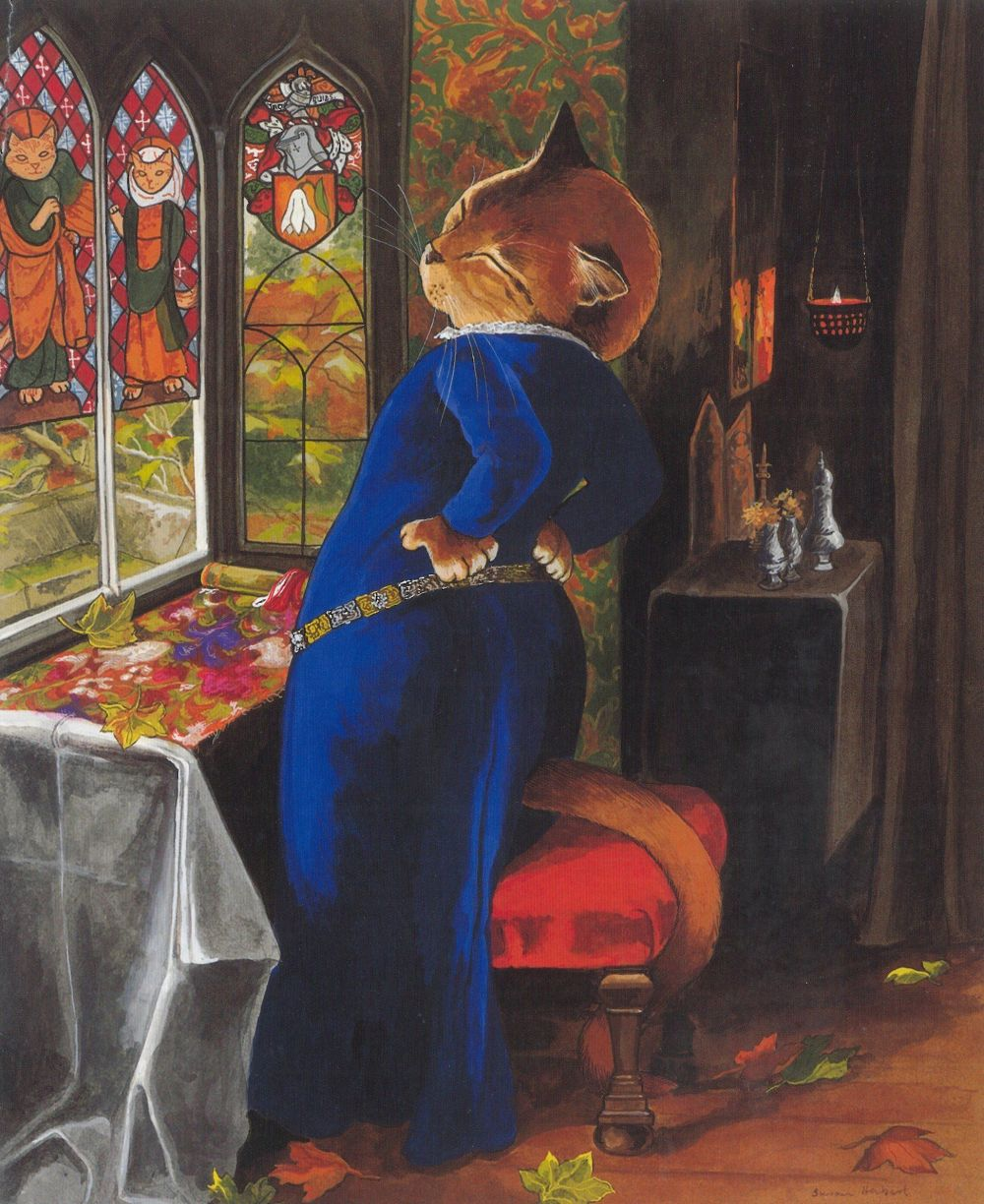 "Mariana, after Sir john Everett Millais (<a href=""https://www.tate.org.uk/art/artworks/millais-mariana-t07553"" target=""_blank"