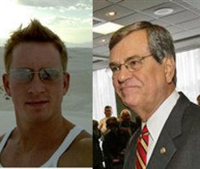 A San Antonio Based Gay Male Escort Categorically Denied Monday That Outgoing Gop Sen Trent Lott Had Ever Procured His Services Putting To Bed One Of The
