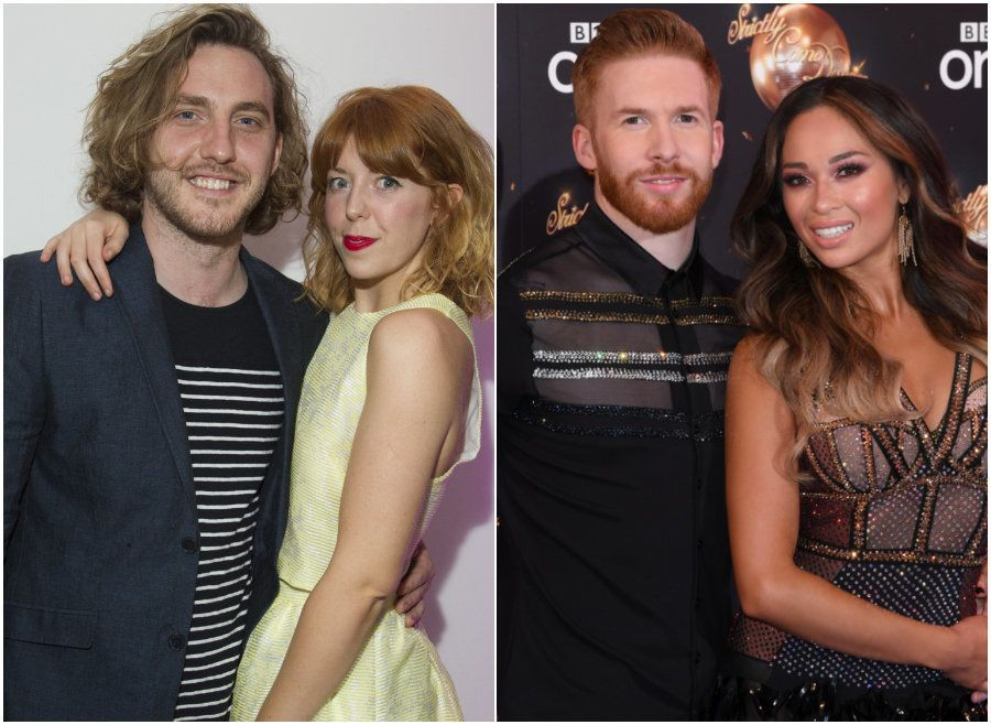 Katya Jones And Seann Walsh's Partners React Very Differently To 'Strictly Come Dancing' Stars' Kiss