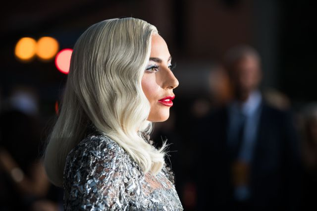 """Lady Gaga attends the premiere of """"A Star Is Born"""" in September 2018."""