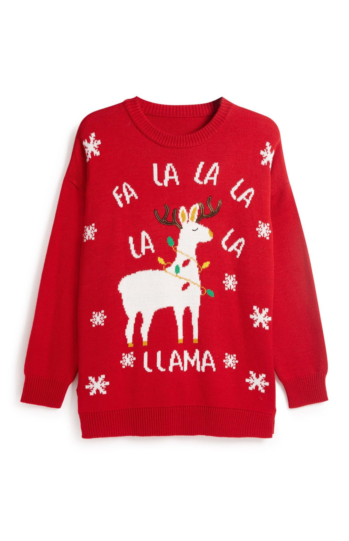 Festive llamas. What's not to love?Primark, £12.
