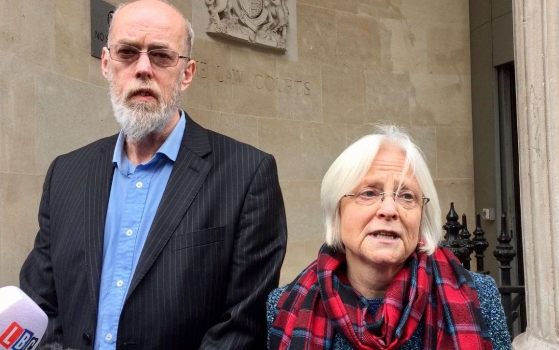 Thomas Orchard's parents said they were 'shocked and horrified' that Devon and Cornwall Police denied the breaches contributed to his death.