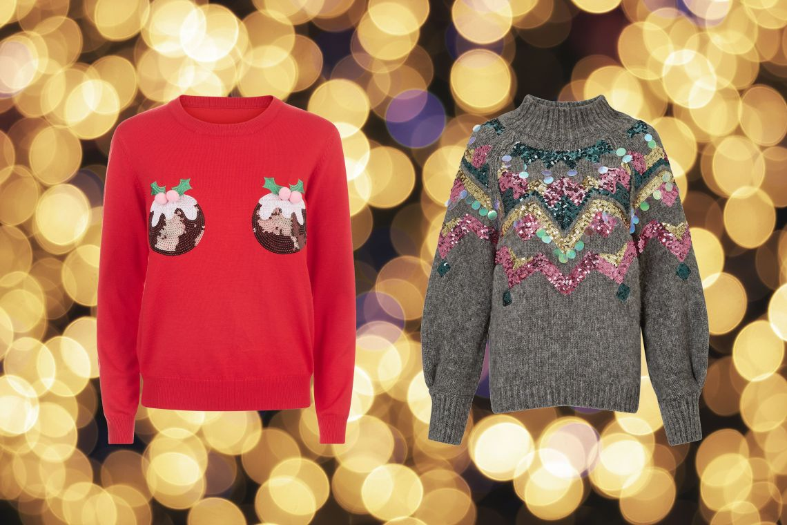 10 Best Women's Christmas Jumpers For 2018