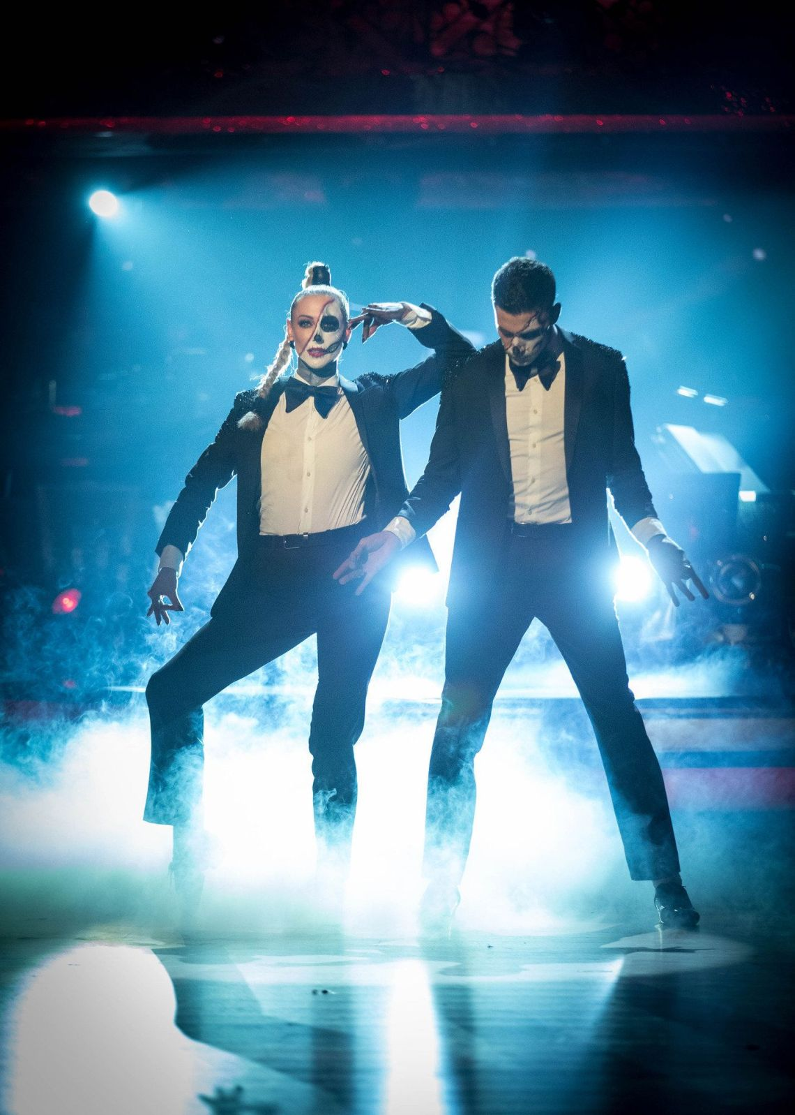 Ashley Roberts And Faye Tozer Top 'Strictly' Leaderboard With Biggest Scores Of Series With Jaw-Dropping Halloween Routines