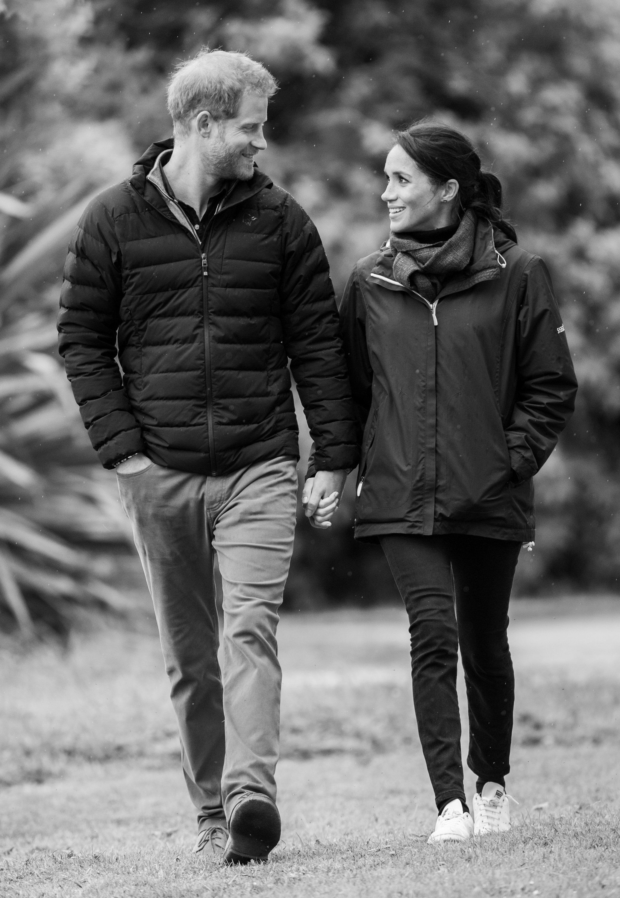 The Duke and Duchess of Sussexvisit Abel Tasman National Park, which sits at the north-Eastern tip of the South Island,