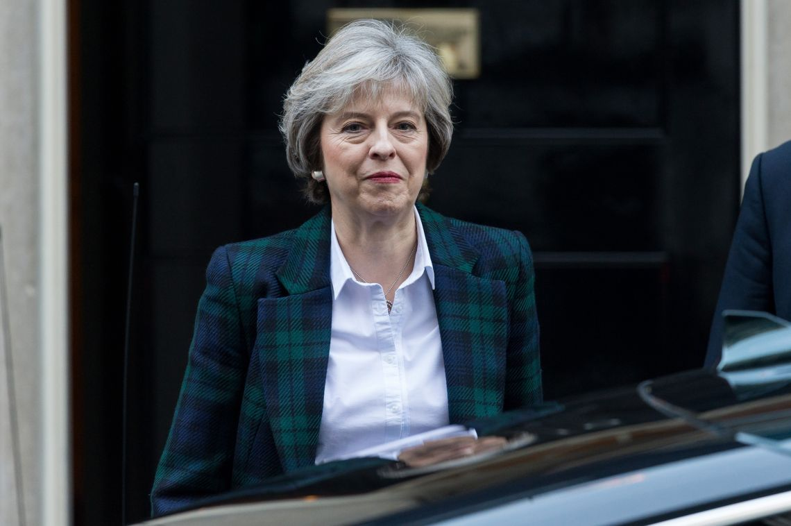Theresa May has denied the government is preparing for an early general election