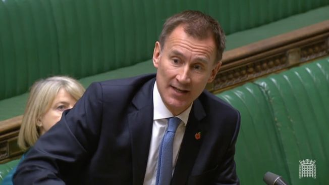Jeremy Hunt Doubles Down On Comparing EU To Soviet Union