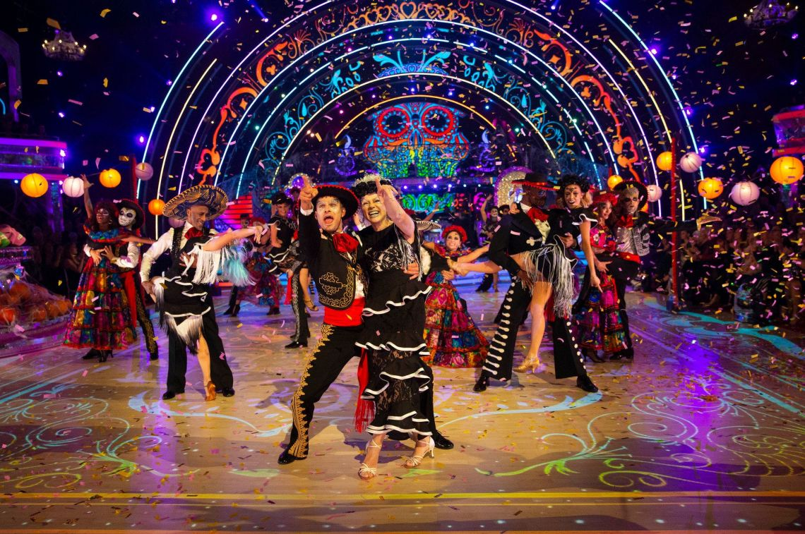 Here's What The 'Strictly Come Dancing' Contestants Will Be Performing This Week
