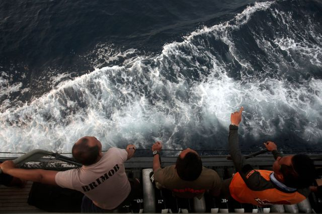 The flight recorder, which was found by search teams on the sea floor, will be examined by the National Transportation S