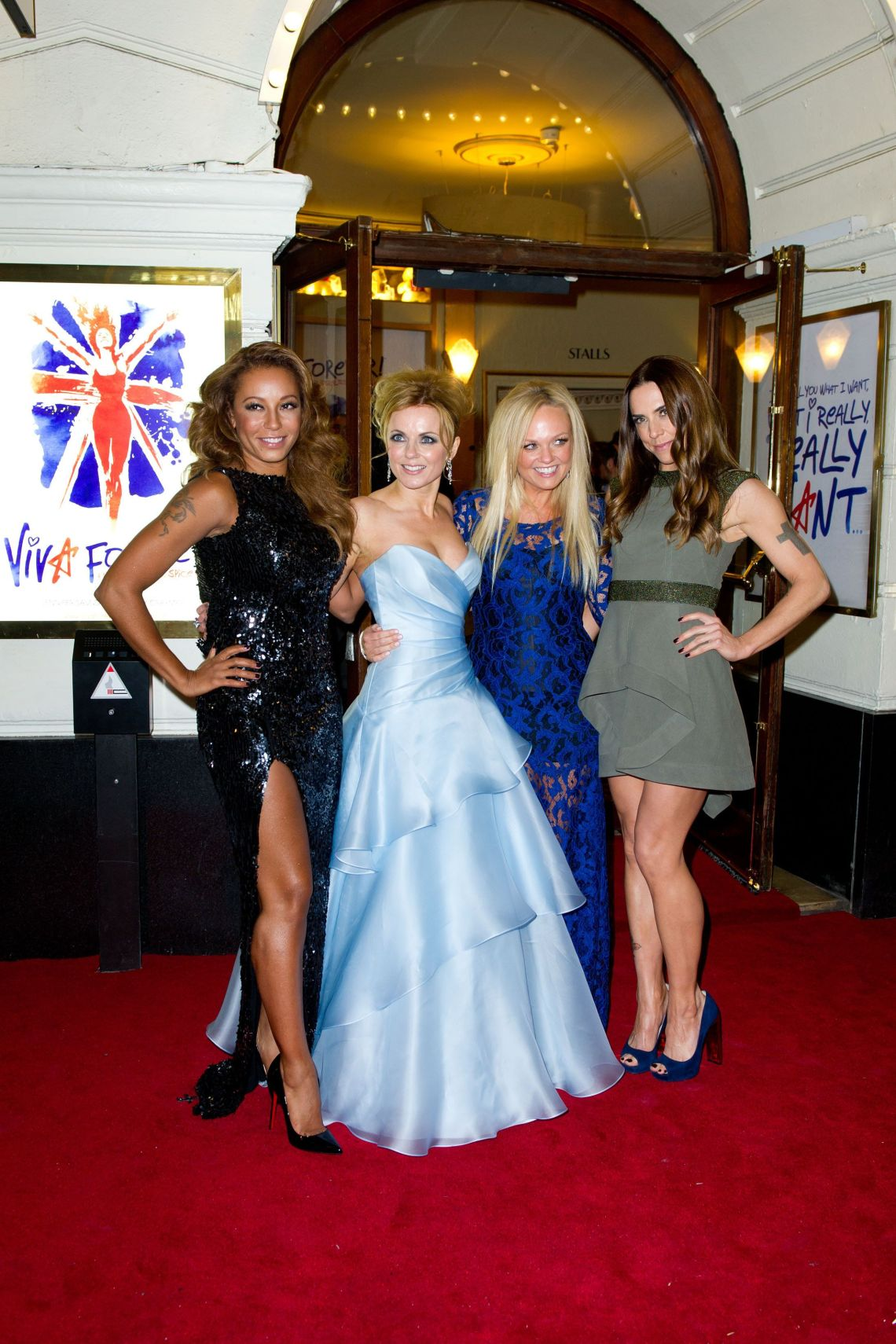 The Spice Girls are reportedly reuniting as a four-piece