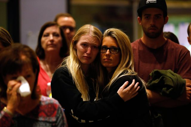 """""""Hope has sustained communities, very much like Thousand Oaks, through the exact same triages of mass shootings,"""""""