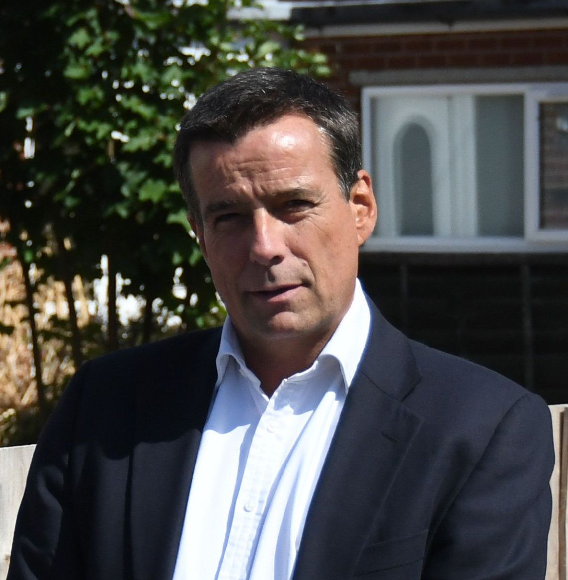 Cllr Paul Mercer, lead member for housing at Charnwood Borough Council
