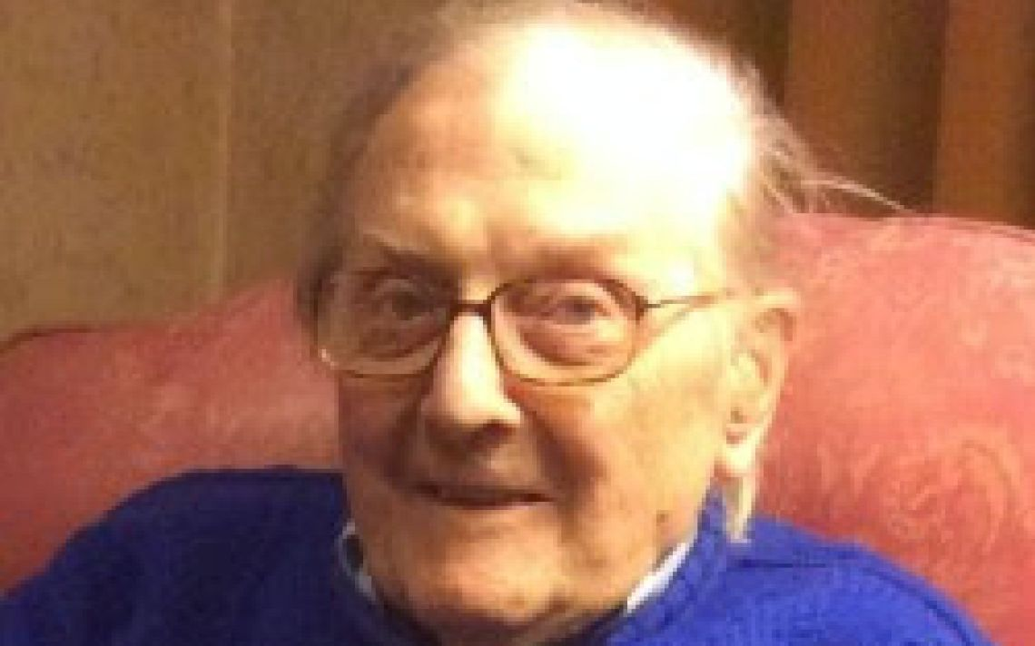 Peter Gouldstone, 98, died of injuries sustained in a recent robbery at his home.