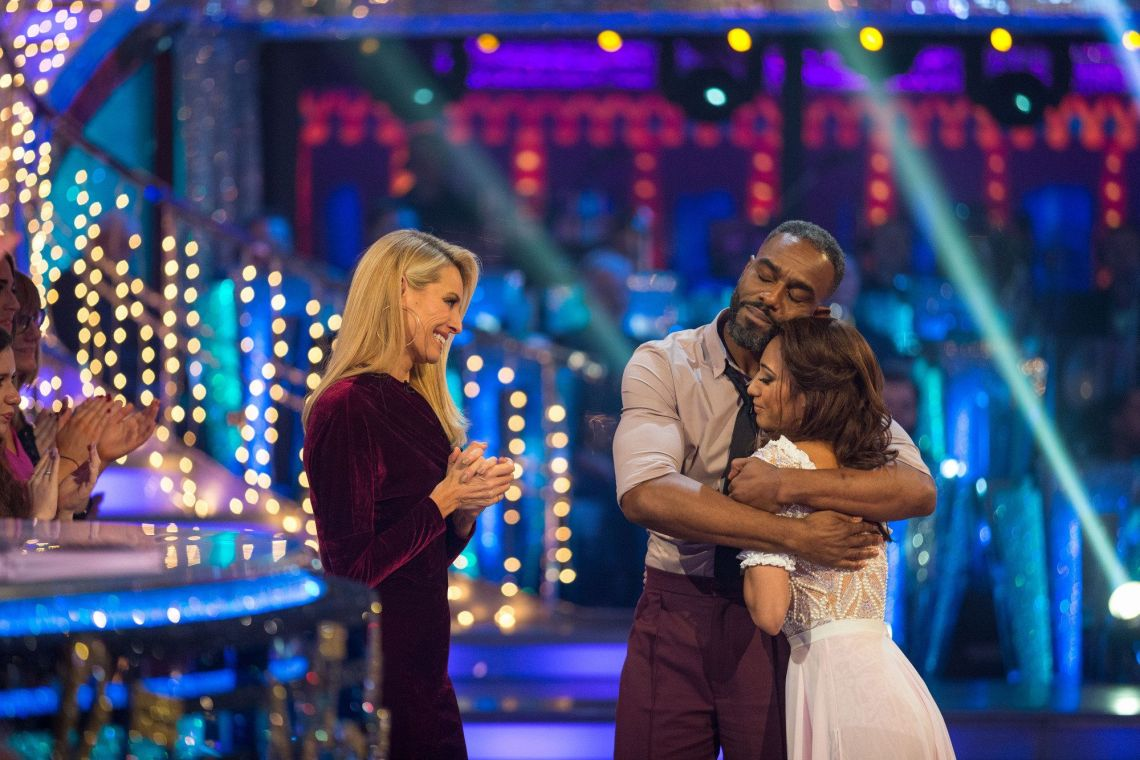 Charles Venn has been voted off 'Strictly Come Dancing'