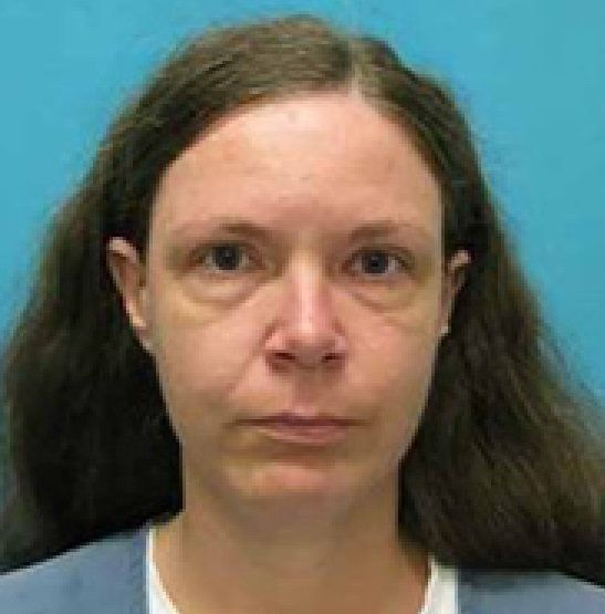 An undated photo of Dana Cooper that was taken by the Florida Department of Corrections.