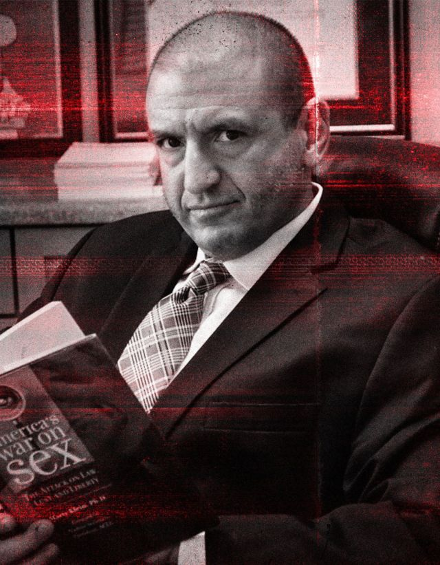 Randazza would bring all his legal firepower to bear in trying to destroy his former client.