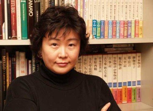 青山学院大学客員教授の岩渕潤子さん