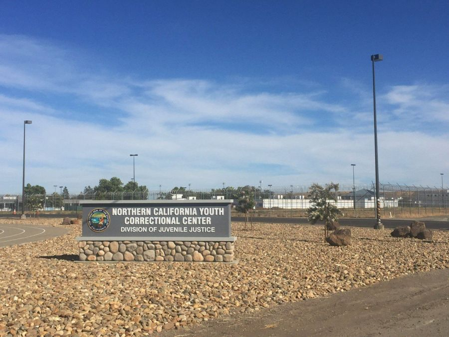 A Division of Juvenile Justice correctional center inCalifornia. As many as75 percent of the young adults release