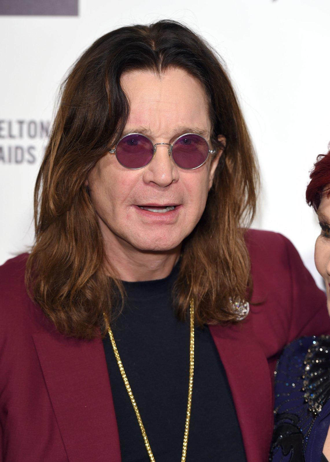 Ozzy Osbourne has developed pneumonia