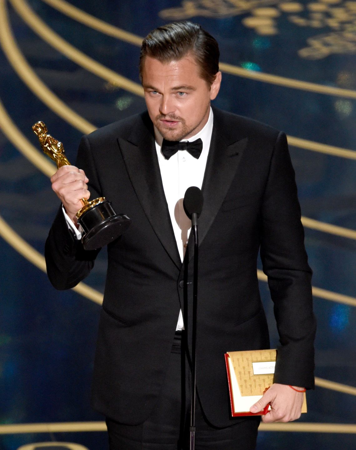 The road to Leonardo DiCaprio's Oscars win was a long one, consisting of a total of six nominations spread out over 12 years.In 2016, the whole world was rooting for Leo, and he eventually landed the Academy Award for his role in The Revevnant, using his acceptance speech to shine a light on environmental issues, a cause close to his heart.