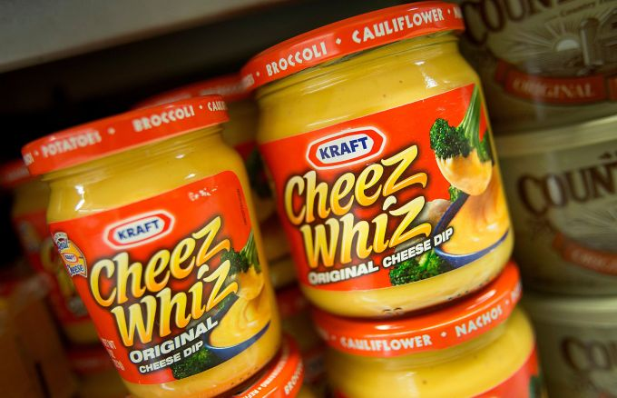 Is Cheez Whiz Healthy? Here's The Truth About Its CLA.