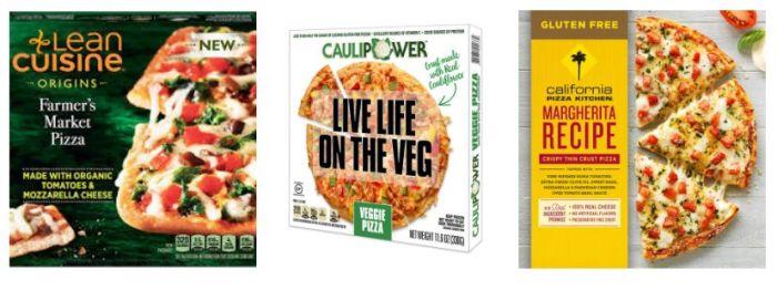 Malina Malkani's top three picks: Lean Cuisine, Caulipowerand