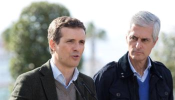 Casado anuncia a Adolfo Suárez Illana como número dos por Madrid para las elecciones