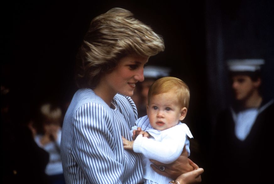 27 Adorable Baby Photos Of Prince Harry   HuffPost Life