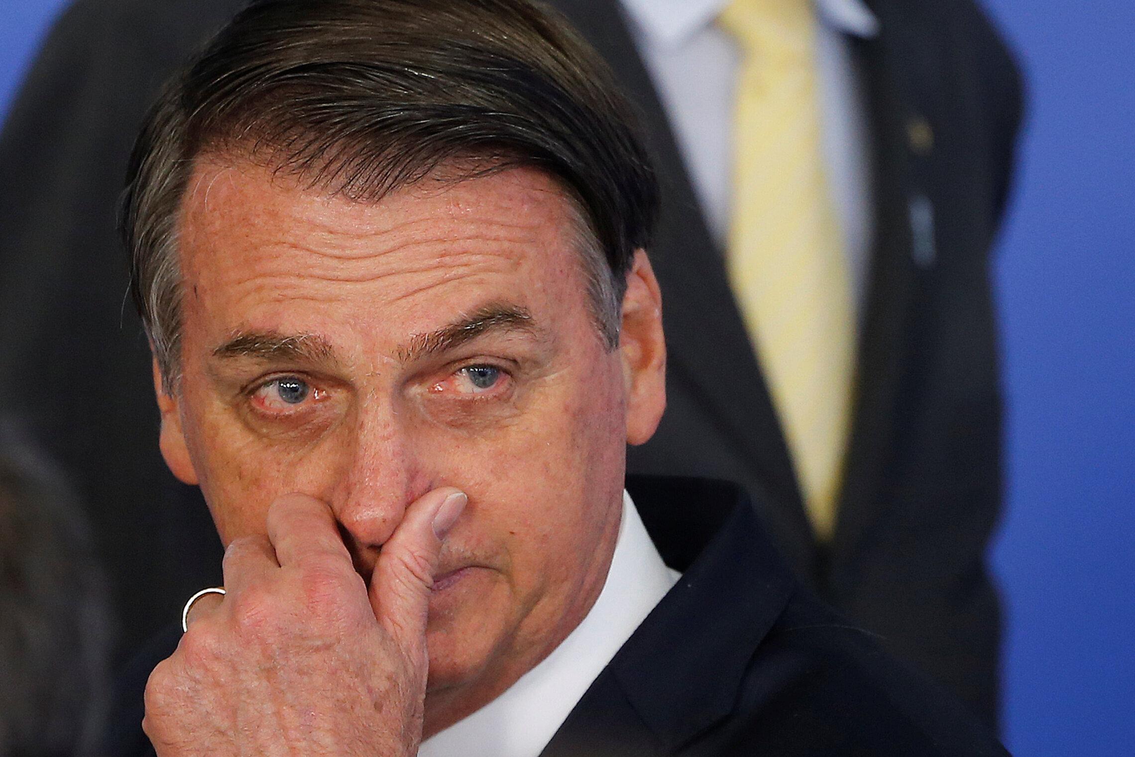Bolsonaro: 'O Brasil não pode ser o paraíso do turismo gay, temos famílias'