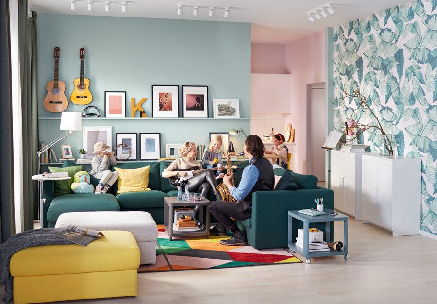 All The Best Bits From The New 2018 Ikea Catalog Huffpost