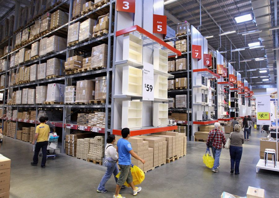 Ikea Brings Online Shopping To Australia Saves Your